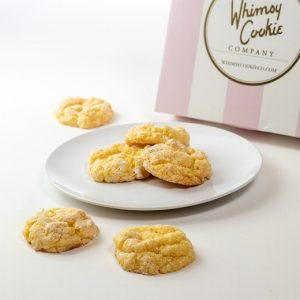 Add a batch of Lemon Gooey Butter Cookies to your order