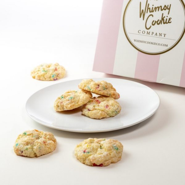 Add a batch of Birthday Cake Gooey Butter cookies to your order