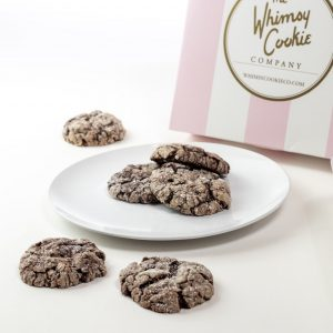 Add a batch of Chocolate Gooey Butter cookies to your order