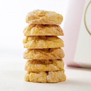Add a dozen Original Gooey Butter cookies to your order