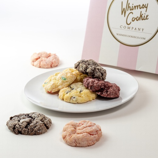 Add an assorted mix of Gooey butter cookies to your order
