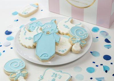 Custom Baby Cookies