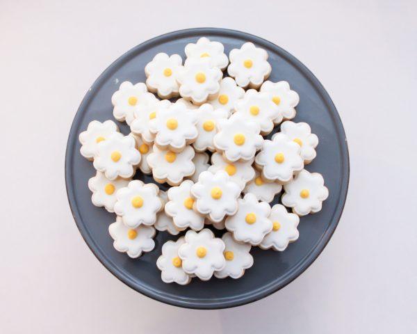 Whimsy Flower Bites