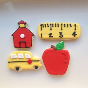 Back to School Cookies!