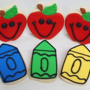Happy Apples & Crayons!