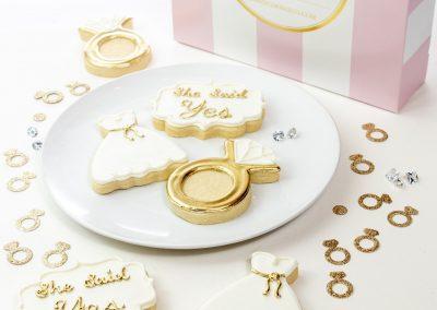 Custom Bachelorette Cookies