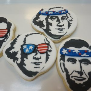 Patriotic Presidents!