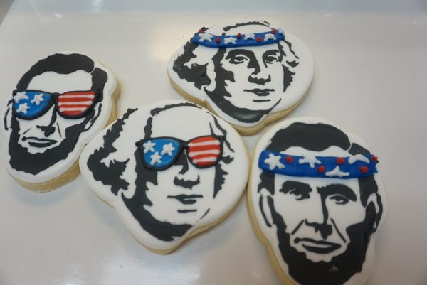 Patriotic Presidents!