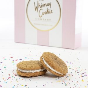 Add a batch of Oatmeal Cream Pie cookie sandwiches to your order