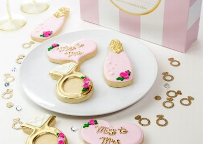 Custom Anniversary Cookies