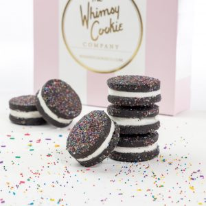 Add a batch of Mini Chocolate Buttercream Sandwiches to your order