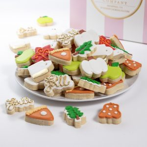 Add a set of our adorable Fall Assorted Whimsy Bites to your order