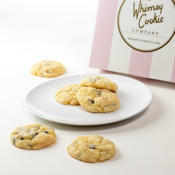 Add a batch of Chocolate Chip Gooey Butter cookies to your order