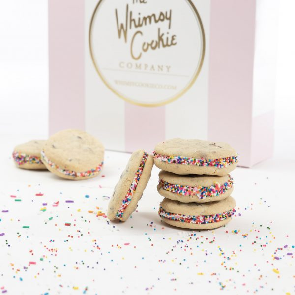Add a batch of Mini Buttercream Sandwiches to your order
