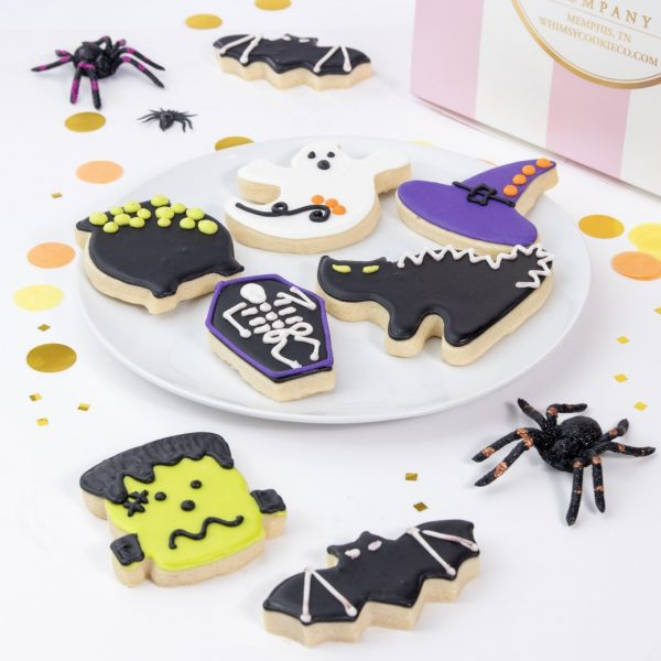 Add a Halloween Mix set of cookies to your order