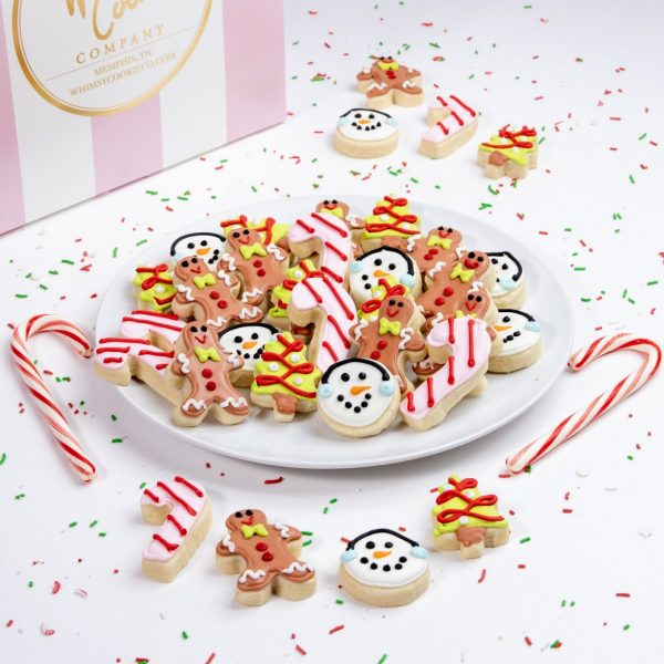 Add a batch of our festive Christmas Bites to your order