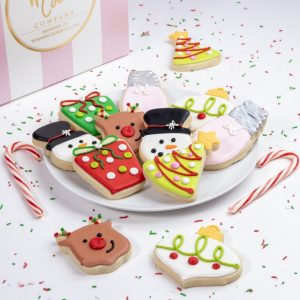Add this Holiday Mix of cookies to order