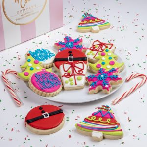 Add a set of our Whimsical Cookies to your order