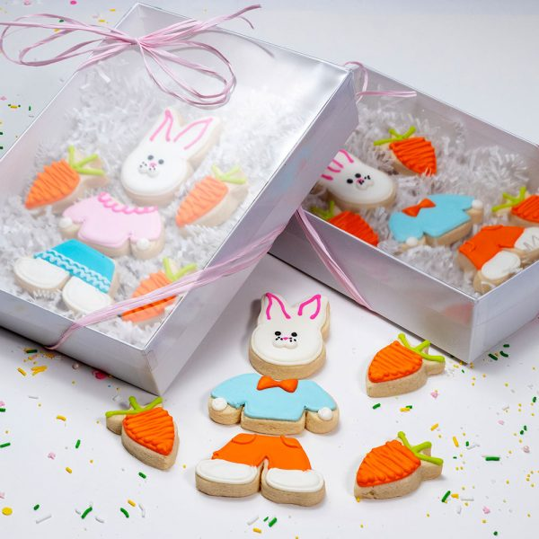 Bunny Boy and Bunny Girl Gift Boxes
