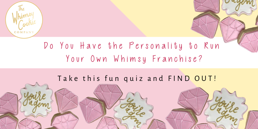 Franchise Whimsy Cookie