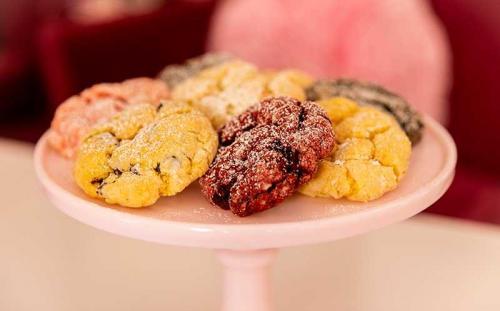Gooey Butter Cookies Variety
