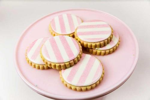 Round Whimsy Stripes